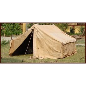 Leather Roman legionary tent
