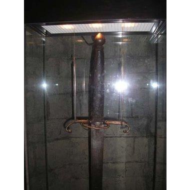 Epée de l'Ecossais William Wallace