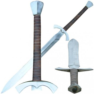 Epée Broadsword à deux mains