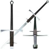 Epée Renaissance à deux mains, Baldwinus