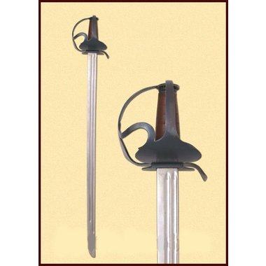 London Tower sword 17th century