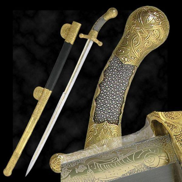 Hanwei Epée Broadsword, Charlemagne