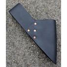Passant de ceinture porte-épée, en cuir