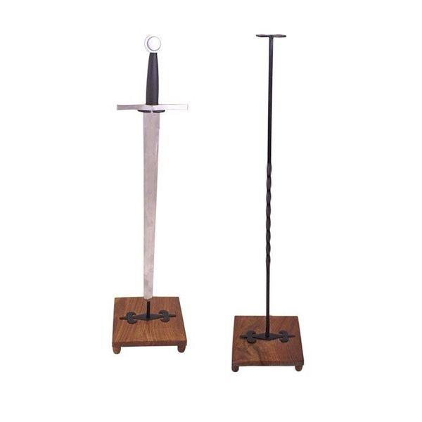 Duży stojak miecz