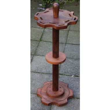 Round sword stand