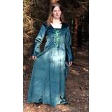 Vestido Aline verde