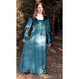 Vestido verde Aline