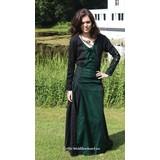 Vestito Fea nero-verde