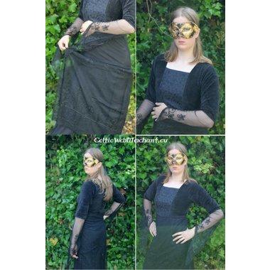 Vestido Isobel negro