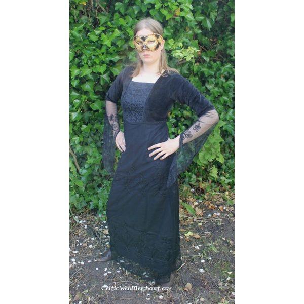 Robe Isobel, noir