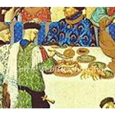 15de eeuws keukenmes