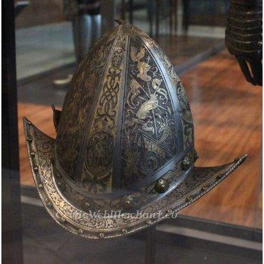 Cabasset milanese Musée de l`Armée