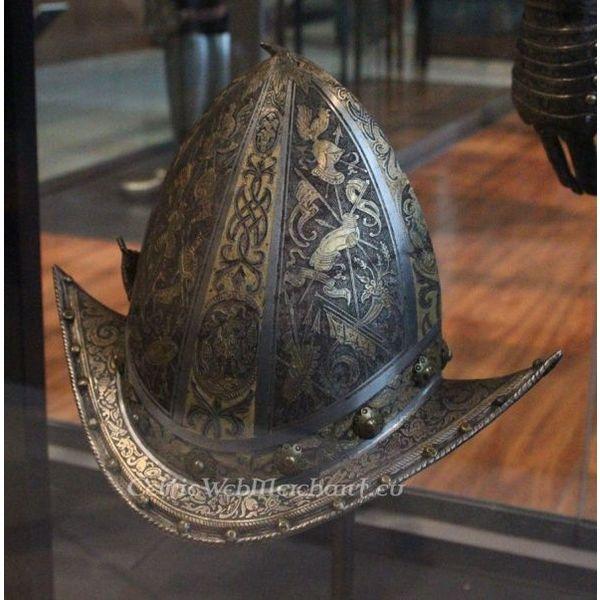 Capacete Milanés Musée de l`armée