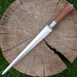 15th century roundel dagger