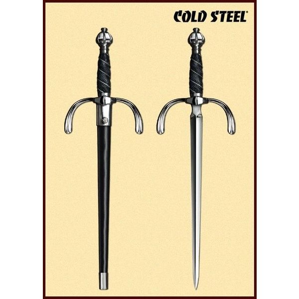 Cold Steel Main gauche, Cold Steel