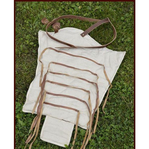 Textielen gladiatorenmanica