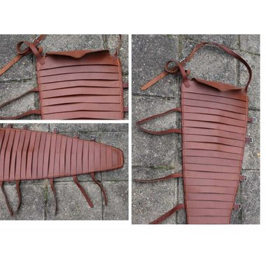 La protection de bras Gladiator (de Manica)