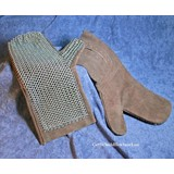 Chain mail mittens 6 mm