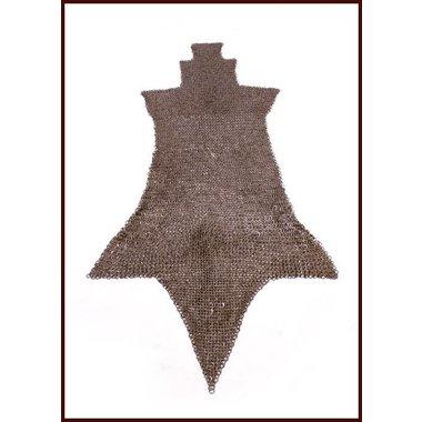 Brache di cotta di maglia, 8 mm