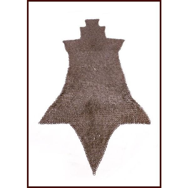 Ulfberth Brache di cotta di maglia, 8 mm