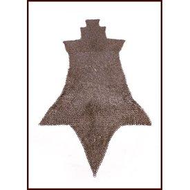 Ulfberth Chain mail chausses, runde ringe - runde nitter