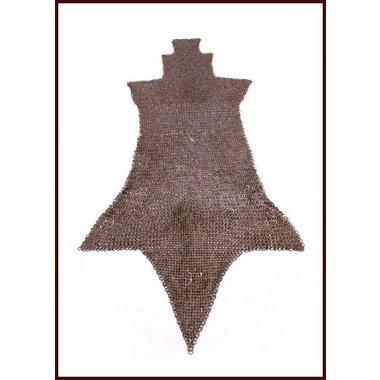 Brafoneras, anillos planos - remaches redondos, 8 mm