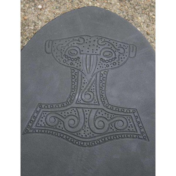 Coppia di vambraci con martello di Thor