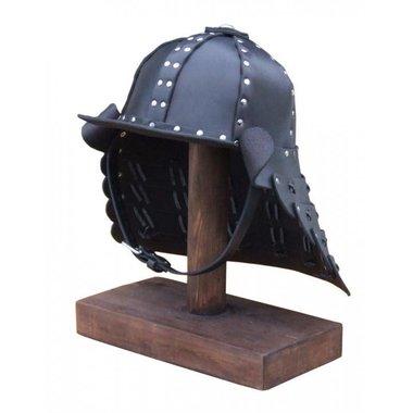 Casco Samurai de cuero