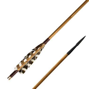 Freccia con punteruolo storico
