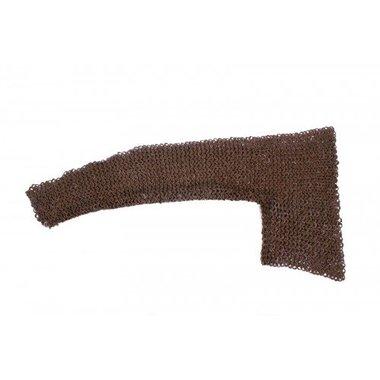 Paire de protection d'épaules, rivetée 8mm