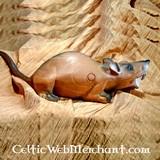 Rat musqué en 3D
