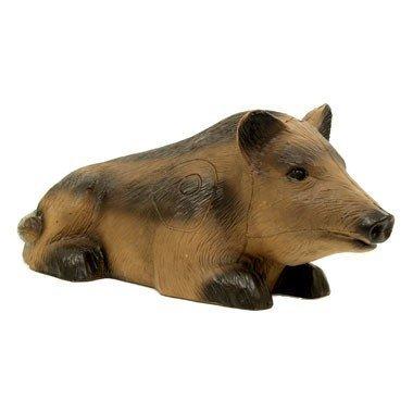 FB 3D lying piglet