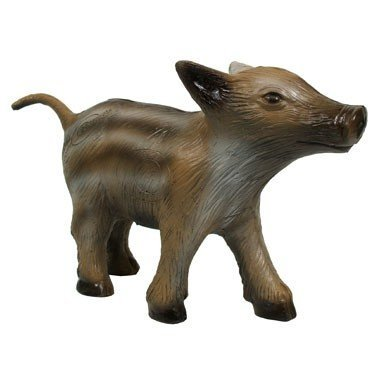 3D standing piglet