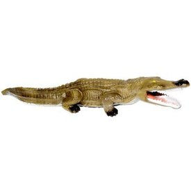 Petit crocodile FB en 3D