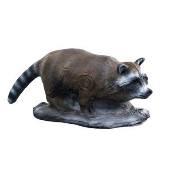3D mapache