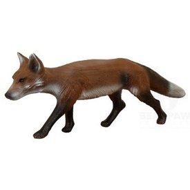 3D uruchomiony fox