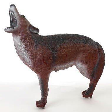 3D coyote