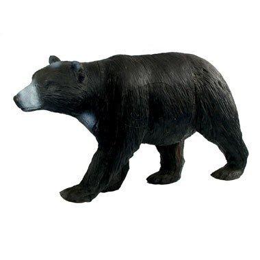 Orso che cammina grandezza naturale 3D