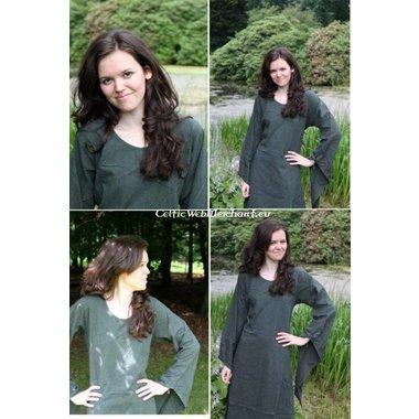 Vestido Fand verde