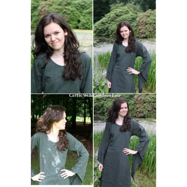 Vestito Fand verde