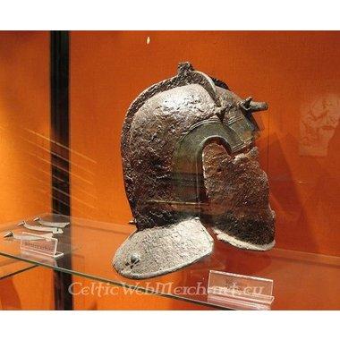 Casque Auxiliaire romain, Nidda