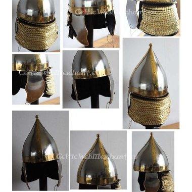 Roman archer helmet (sagittarii)