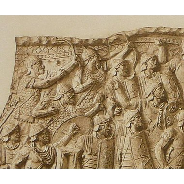 Casco arquero Romano (sagittarii)