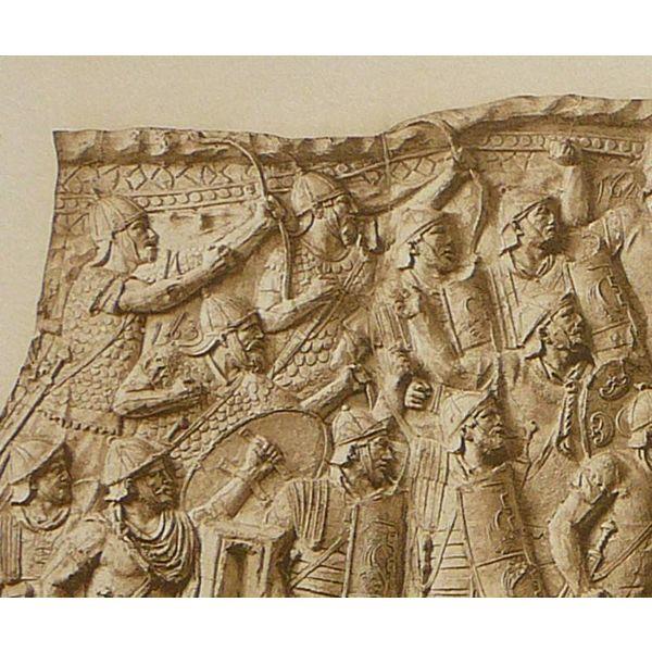 Deepeeka Roman łucznik kask (Sagittarii)