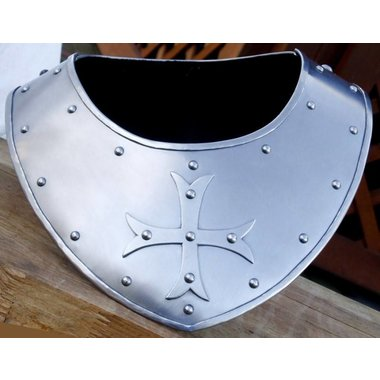 Late Gothic gorget