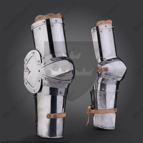 Marshal Historical Churburg arm harness, steel