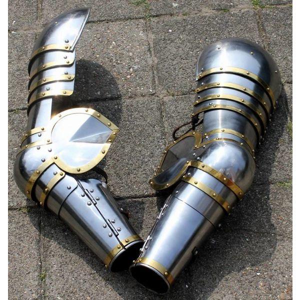 Ulfberth Churburg arm harness