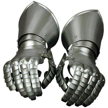 Eenvoudige pantserhandschoenen