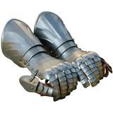 Pantserhandschoenen met ribben
