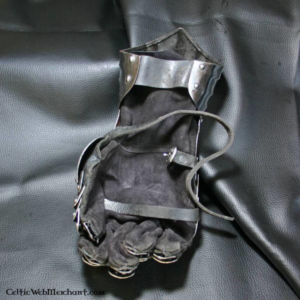 Pantserhandschoenen met klinknagels